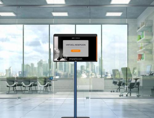 Zoom Rooms Virtuell resepsjonist/Kiosk