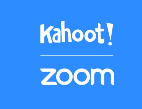 Kahoot! integrasjon i Zoom